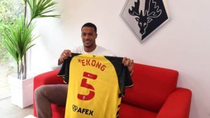 Revealed Reason Why Ekong Signed For Watford