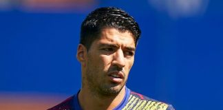 Atletico Madrid Officially Signs Luis Suarez