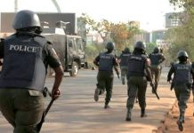 Policeman Egu Omini Killed In Ebonyi, His Penis Cut Off & His AK-47 Rifle Stolen