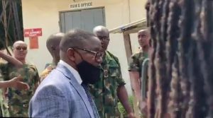 Soldiers Stop Lagos Judicial Panel From Accessing Military Mortuary
