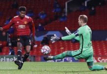 Rashford Scores Hat-trick, Man United Flog Leipzig 5 – 0 (Watch Goals)